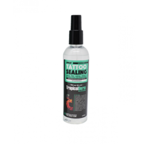 TropicalDerm TattooSealing Spray 120ml